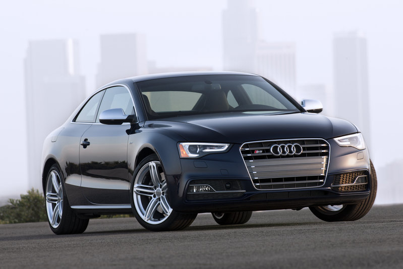 2013 - 2014 Audi S5 Coupe High Resolution Exterior - image 511676