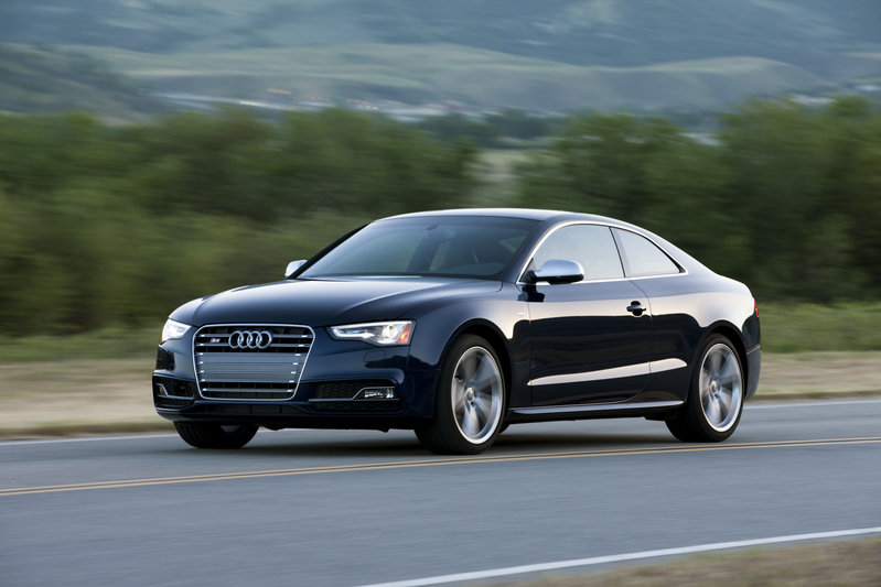 2013 - 2014 Audi S5 Coupe High Resolution Exterior - image 511677
