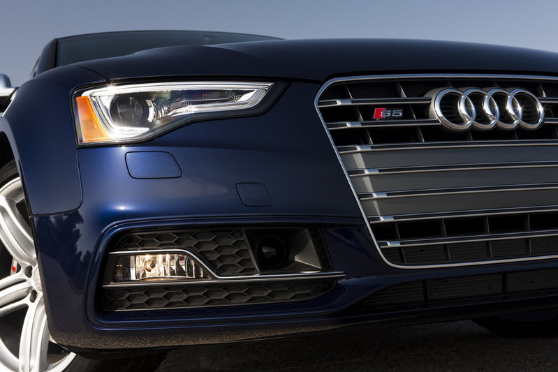 2013 - 2014 Audi S5 Coupe Exterior - image 511678
