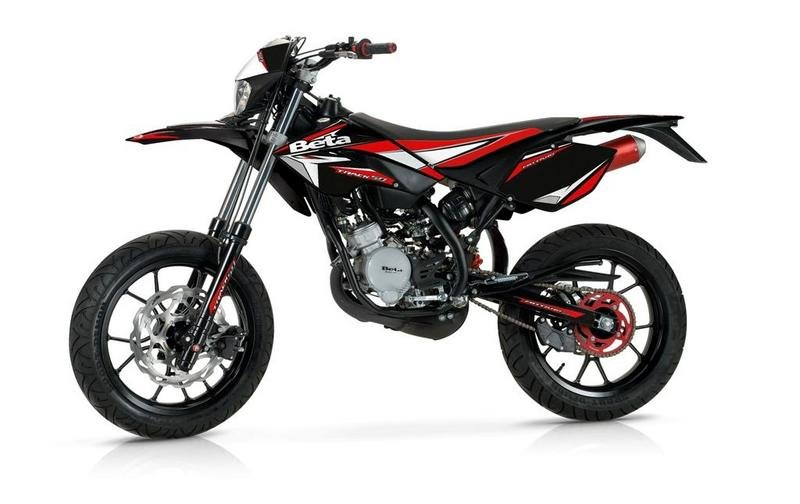 2013 Beta RR50 Motard Track High Resolution Exterior - image 510204