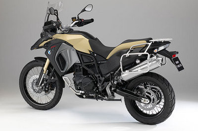 2013 BMW F800GS Adventure Exterior - image 509637