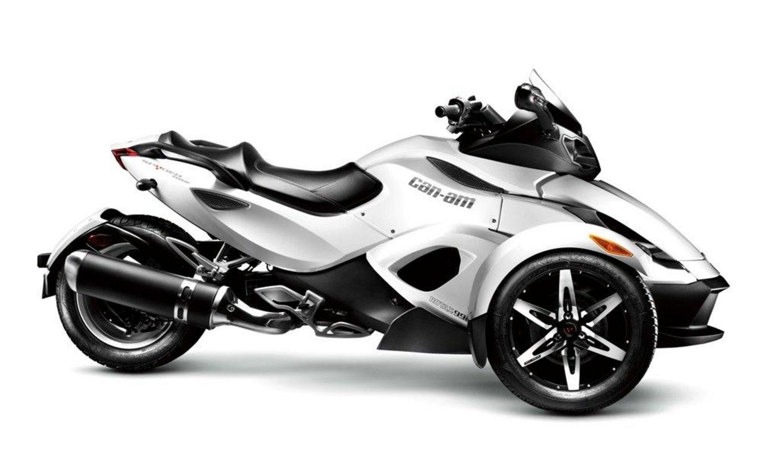 2013 can am spyder rs s review top speed. Black Bedroom Furniture Sets. Home Design Ideas