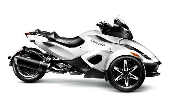 2013 Can Am Spyder Rs S Review Top Speed