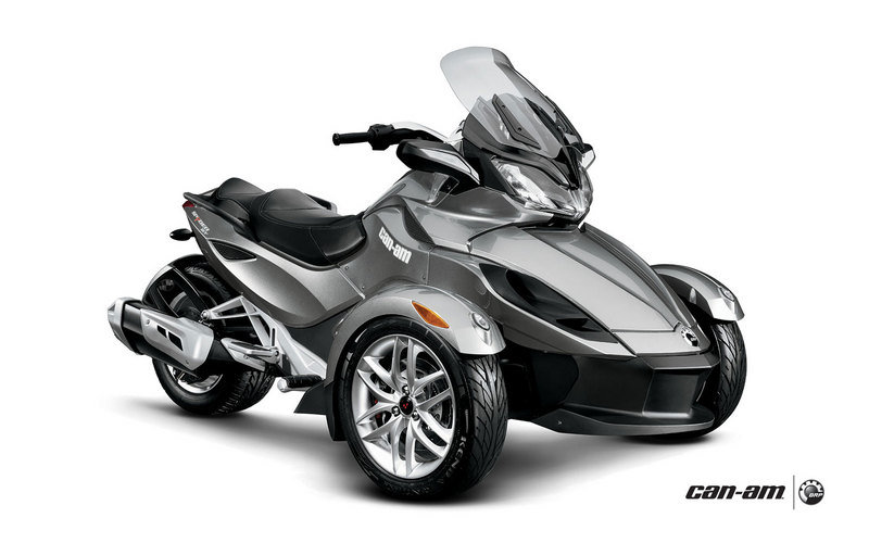 can am spyder reviews specs prices photos and videos top speed. Black Bedroom Furniture Sets. Home Design Ideas