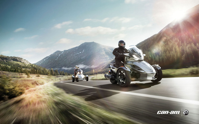 2013 Can-Am Spyder ST High Resolution Exterior Wallpaper quality - image 509783
