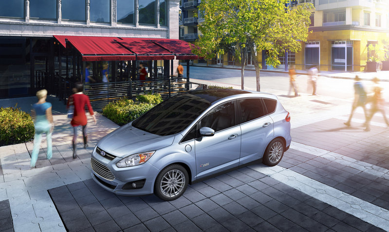 2013 Ford C-Max High Resolution Exterior - image 509475