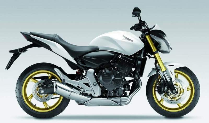 2013 Honda CB600F High Resolution Exterior - image 512620