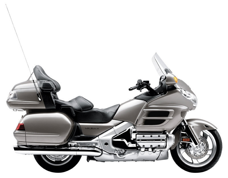 2013 Honda Gold Wing GL1800 Audio Comfort