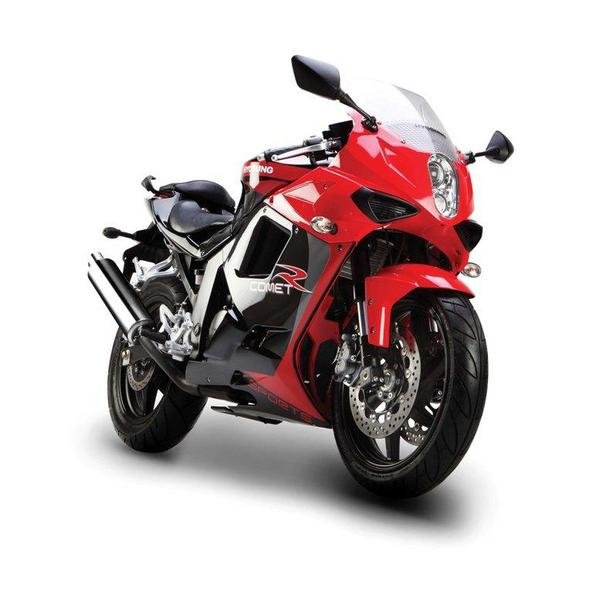 2013 Hyosung GT250R - Picture 509876 | motorcycle review @ Top Speed
