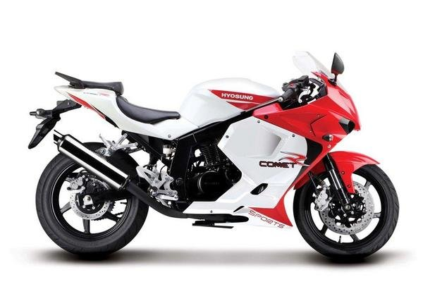2013 Hyosung Gt250r Review Top Speed
