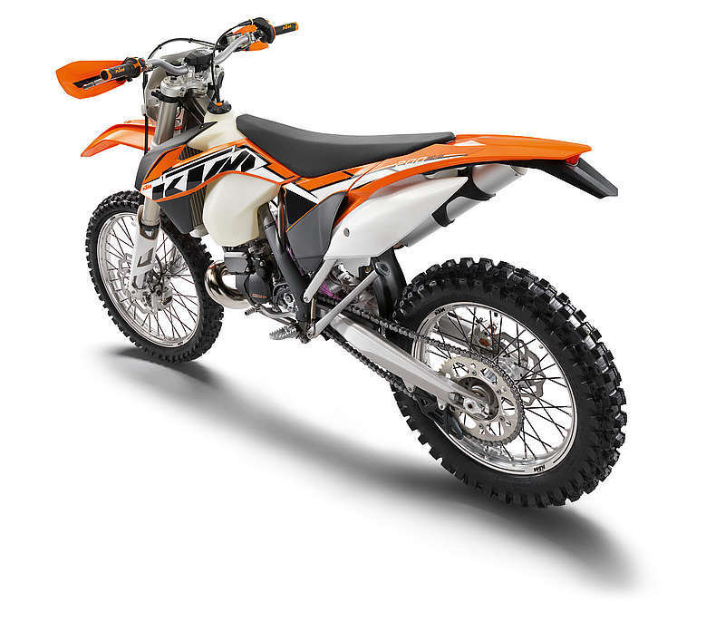 2014 KTM 200 XC-W First Ride Review- Photos- Pricing   Cycle World