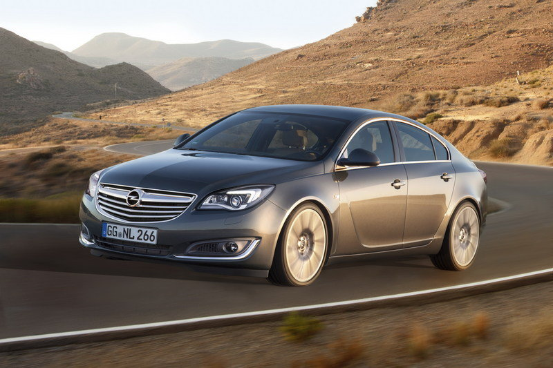 2013 Opel Insignia High Resolution Exterior Wallpaper quality - image 510311