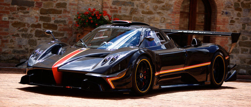 pagani zonda reviews, specs, prices, photos and videos | top speed
