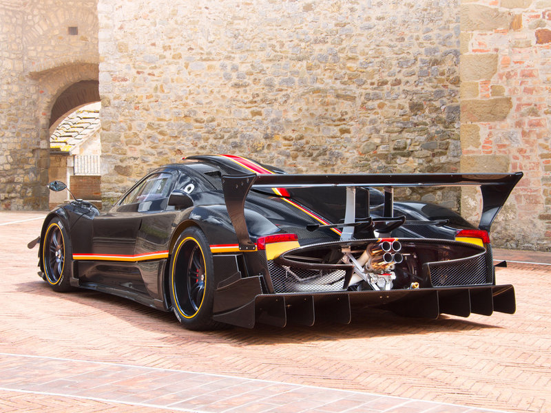 2013 Pagani Zonda Revolucion High Resolution Exterior - image 509512