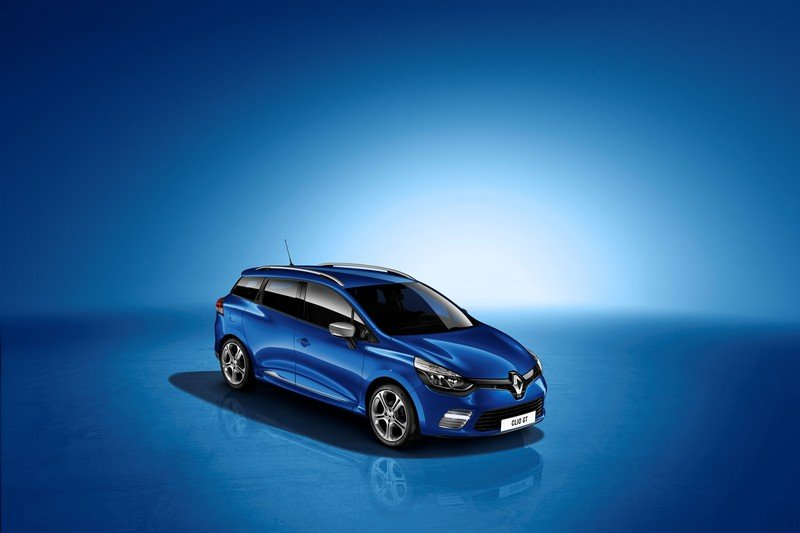 2013 Renault Clio GT 120 EDC High Resolution Exterior - image 510587
