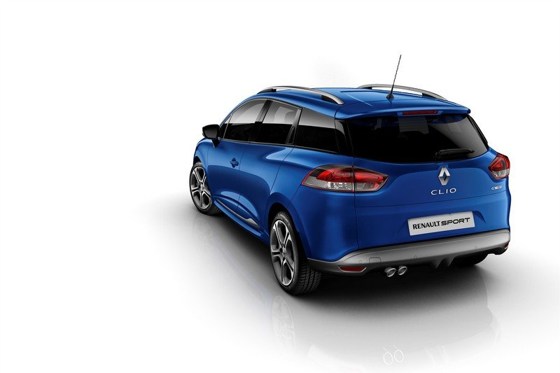 2013 Renault Clio GT 120 EDC High Resolution Exterior - image 510589