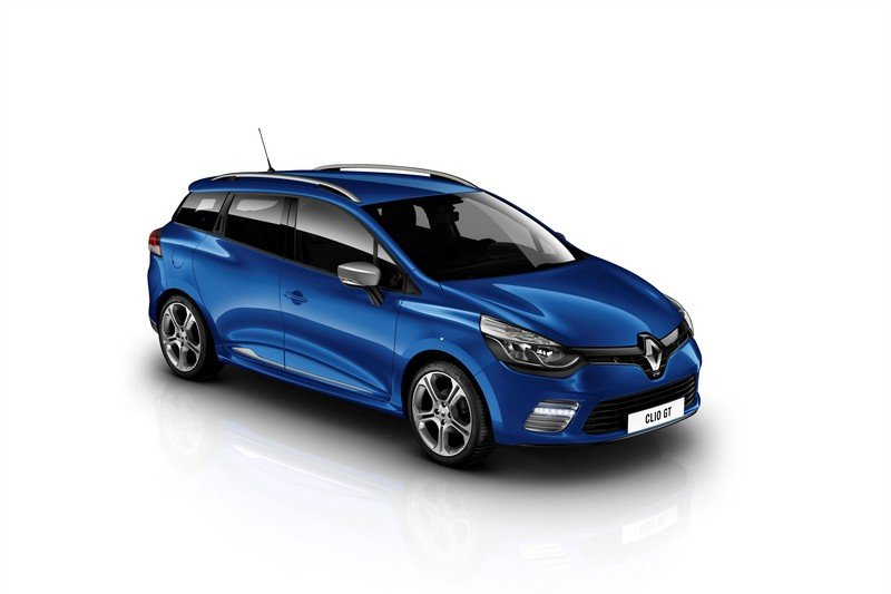 2013 Renault Clio GT 120 EDC High Resolution Exterior - image 510586