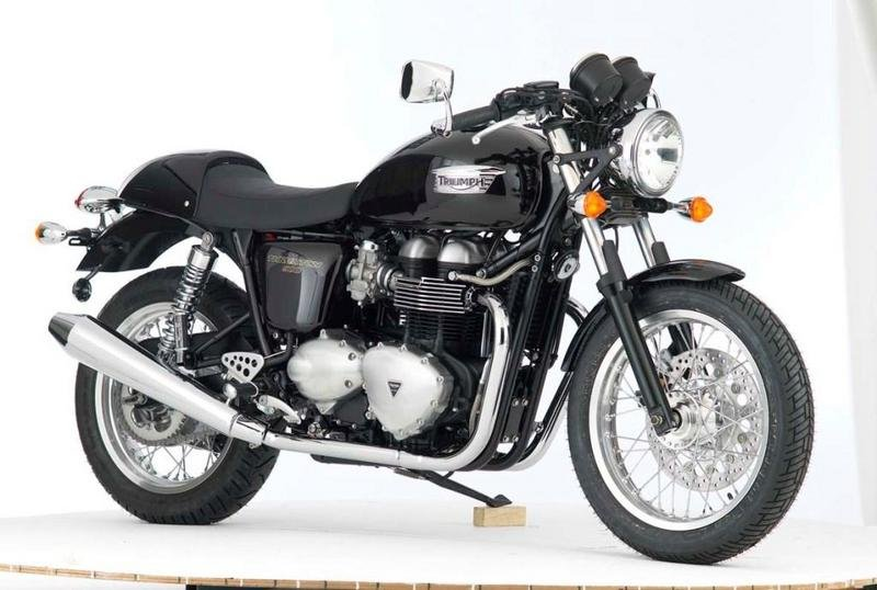 2013 Triumph Thruxton High Resolution Exterior - image 511631
