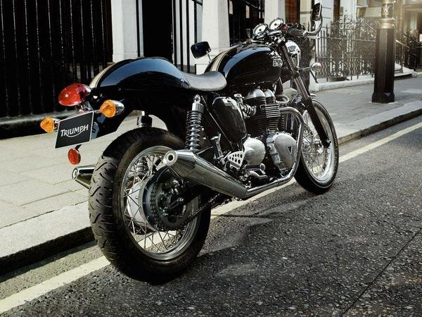 2013 Triumph Thruxton Motorcycle Review Top Speed