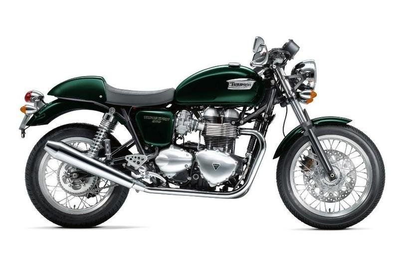 2013 Triumph Thruxton High Resolution Exterior - image 511637