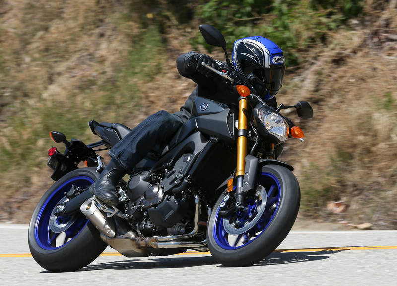2013 Yamaha MT-09 High Resolution Exterior - image 510633