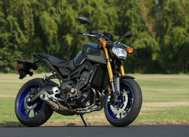 2013 Yamaha MT-09 High Resolution Exterior - image 510635