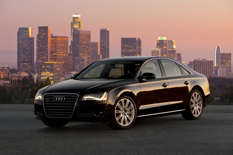 2014 Audi A8 High Resolution Exterior Wallpaper quality - image 511936