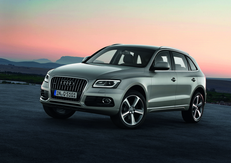 2014 Audi Q5 High Resolution Exterior - image 511826