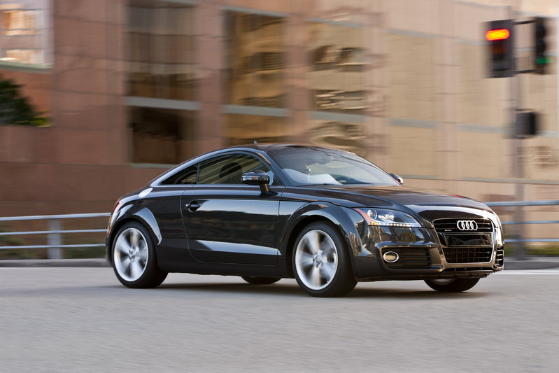 2014 Audi TT High Resolution Exterior Wallpaper quality - image 512519