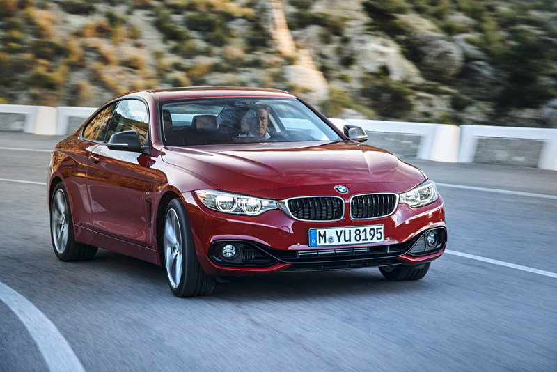 2014 BMW 4 Series Coupe High Resolution Exterior - image 510937