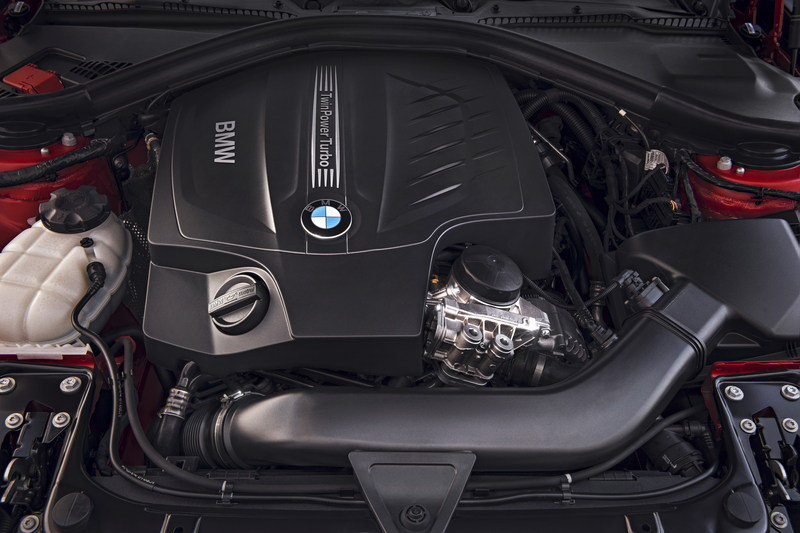 2014 BMW 4 Series Coupe High Resolution Drivetrain - image 510942
