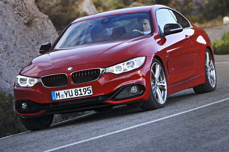 2014 BMW 4 Series Coupe High Resolution Exterior - image 510943