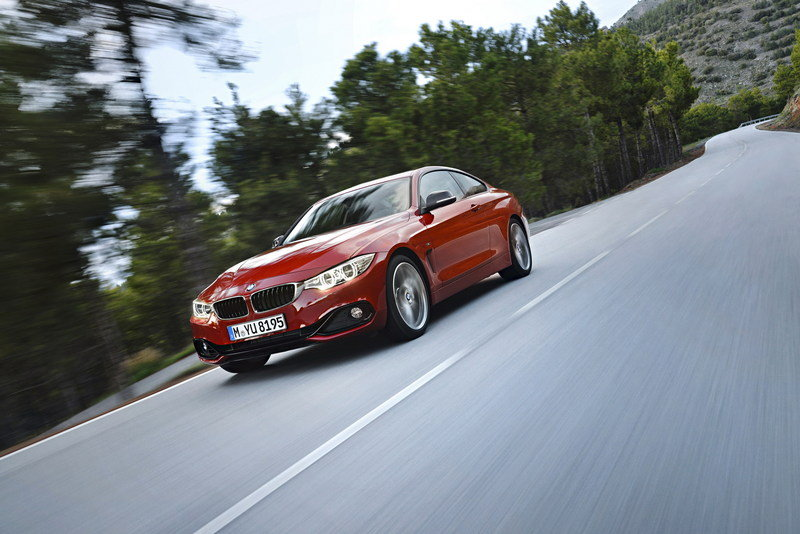 2014 BMW 4 Series Coupe High Resolution Exterior - image 510944