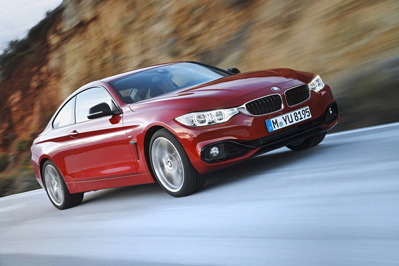 2014 BMW 4 Series Coupe High Resolution Exterior - image 510946