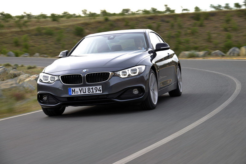 2014 BMW 4 Series Coupe High Resolution Exterior - image 510963