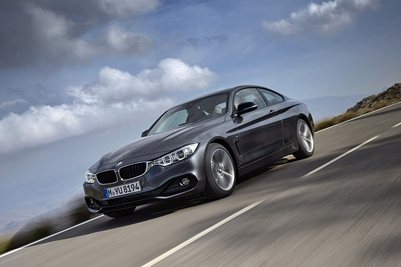 2014 BMW 4 Series Coupe High Resolution Exterior - image 510972