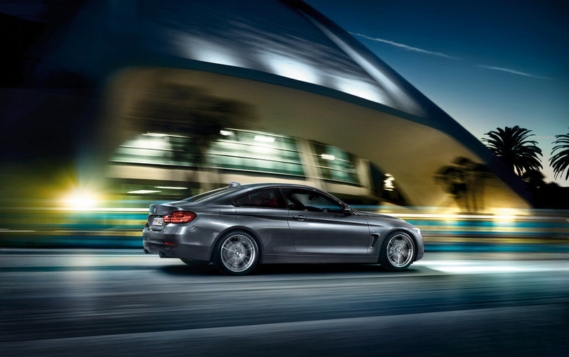 2014 BMW 4 Series Coupe High Resolution Exterior - image 510875