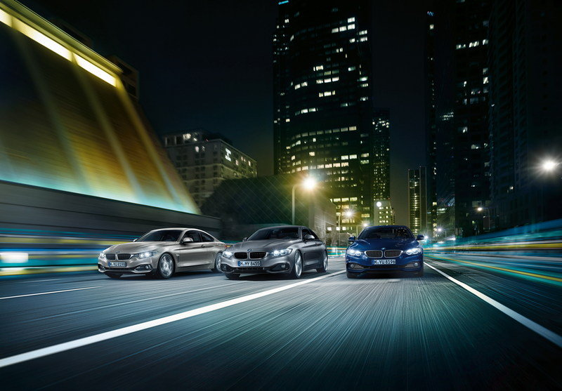 2014 BMW 4 Series Coupe High Resolution Exterior Wallpaper quality - image 510878