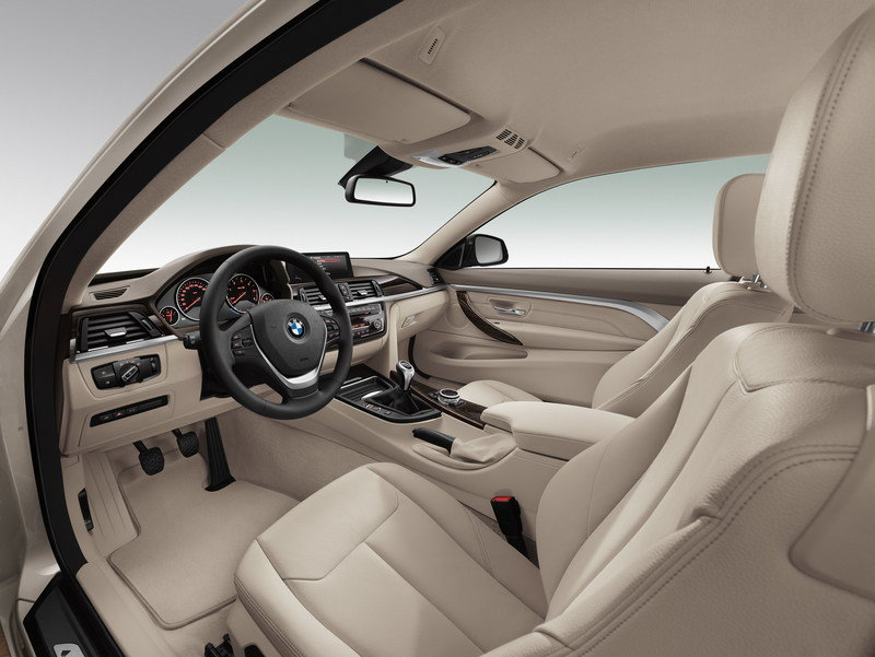2014 BMW 4 Series Coupe Interior - image 510884