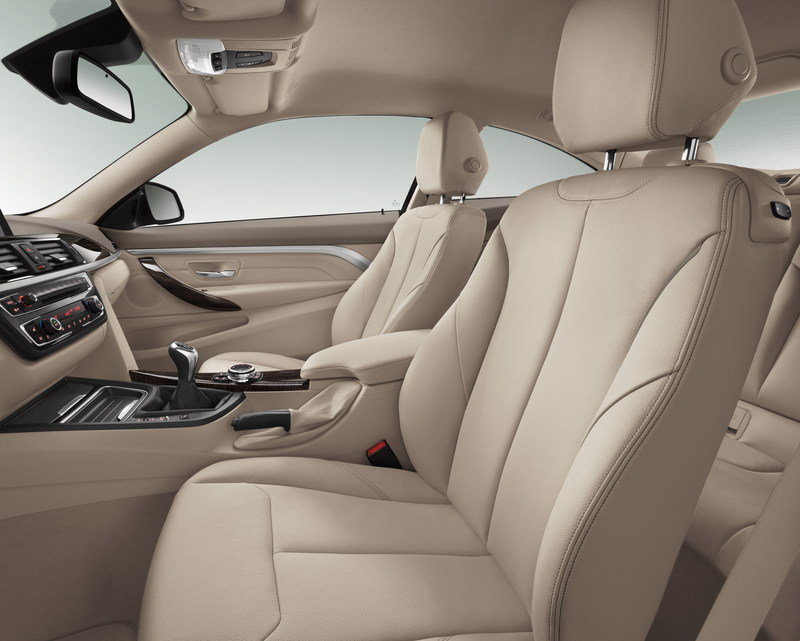 2014 BMW 4 Series Coupe Interior - image 510886