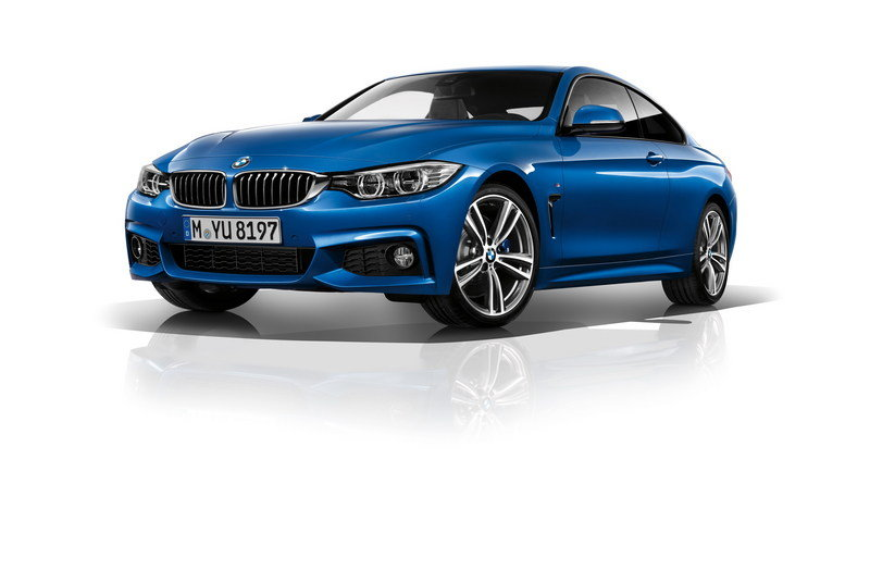 2014 BMW 4 Series Coupe High Resolution Exterior - image 510917