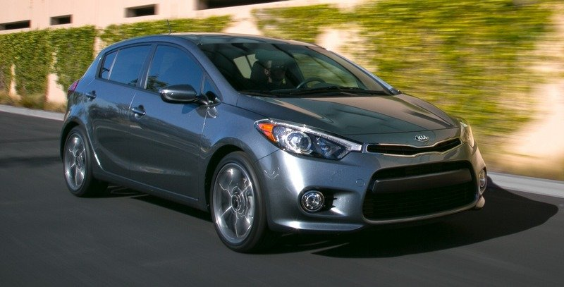 2014 Kia Forte5 High Resolution Exterior - image 510170