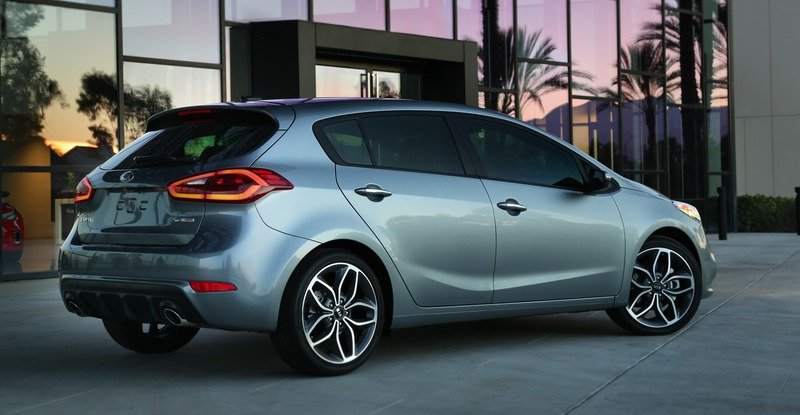 2014 Kia Forte5 High Resolution Exterior - image 510163