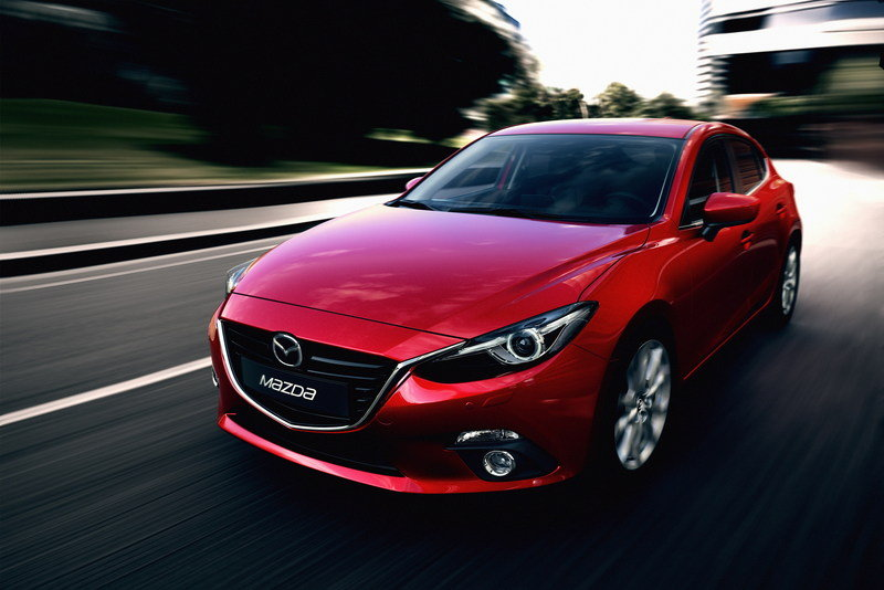 2014 Mazda3 Hatchback High Resolution Exterior Wallpaper quality - image 512763
