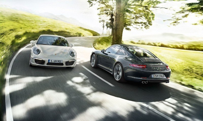 2014 Porsche 911 Carrera S 50th Anniversary Edition High Resolution Exterior - image 509307