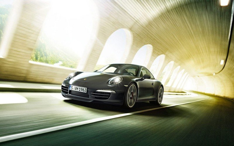 2014 Porsche 911 Carrera S 50th Anniversary Edition High Resolution Exterior - image 509310