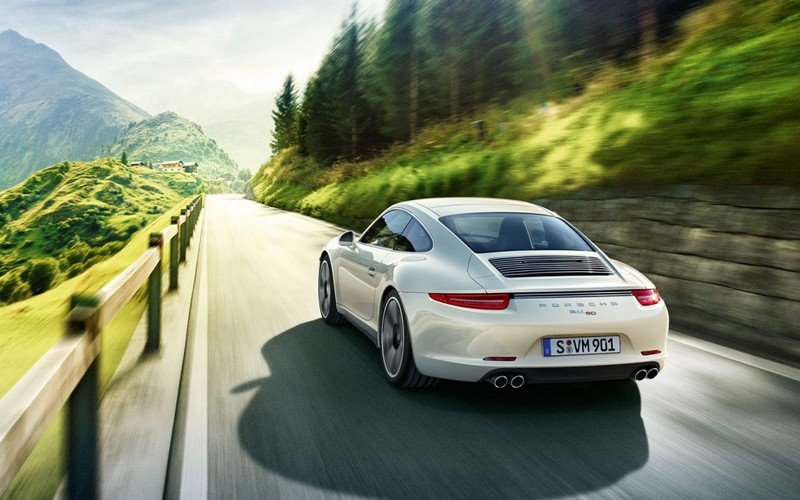 2014 Porsche 911 Carrera S 50th Anniversary Edition High Resolution Exterior - image 509311