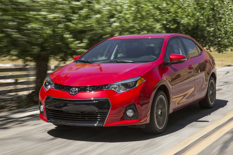 2014 Toyota Corolla High Resolution Exterior - image 509684