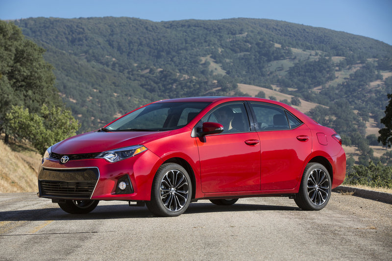 2014 Toyota Corolla High Resolution Exterior - image 509693