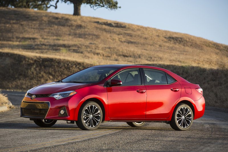 2014 Toyota Corolla High Resolution Exterior - image 509694